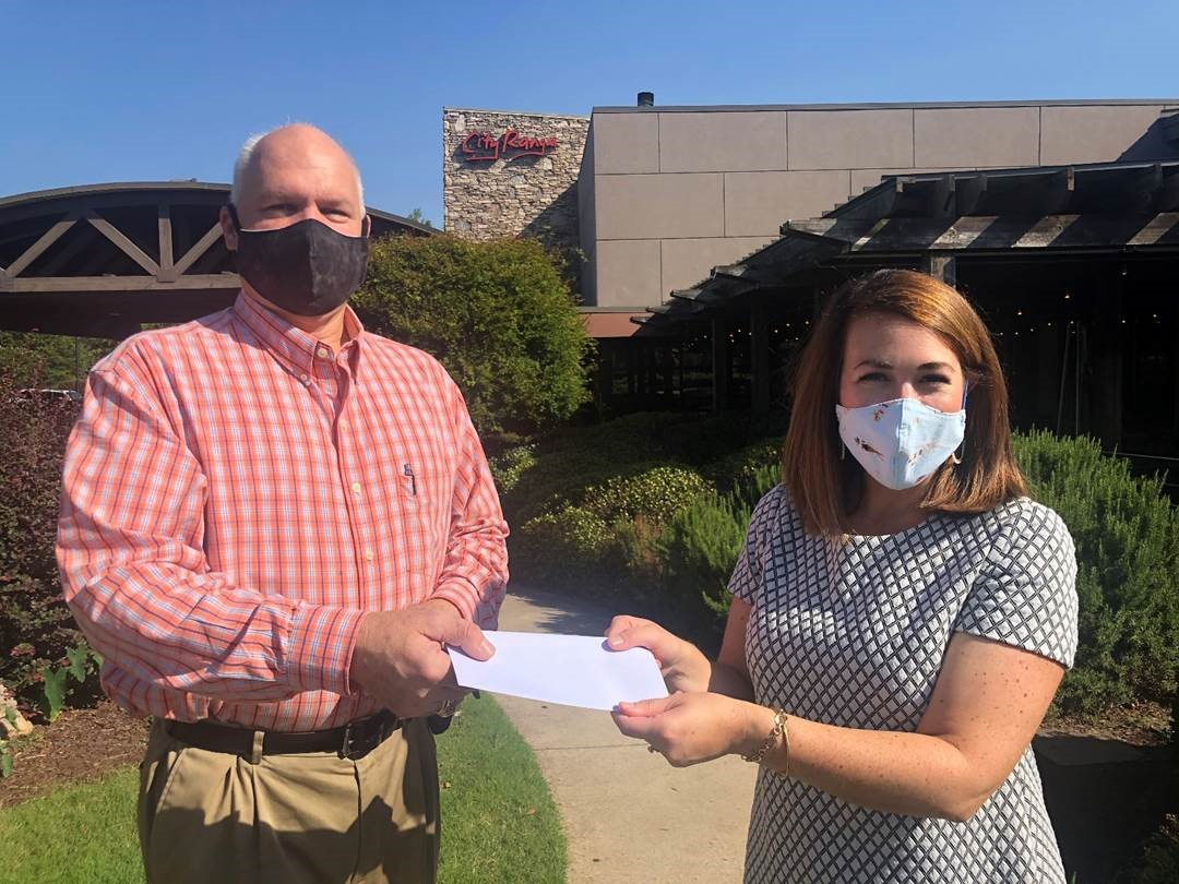 CityRange Pinwheel Campaign Raises $500 for Child Abuse Prevention Programs